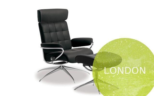 Ekornes Stressless London Sessel
