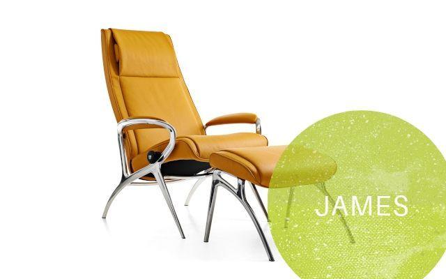 Ekornes Stressless James Sessel