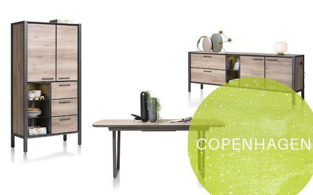 Henders und Hazel Copenhagen Möbel