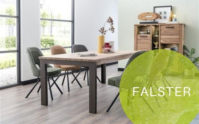 Henders und Hazel Falster Möbel