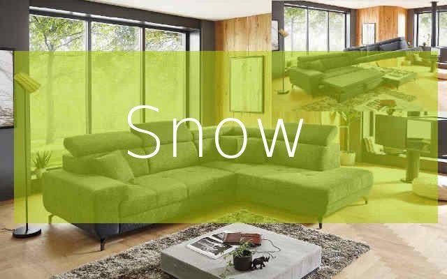 Iwaniccy Sofa Snow