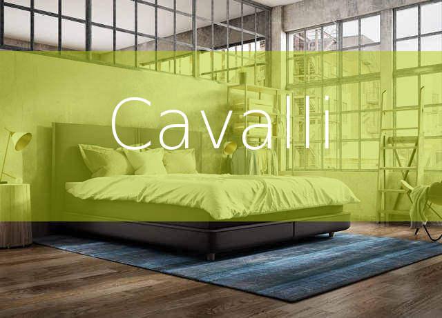 Schlaraffia Boxspringbett Cavalli