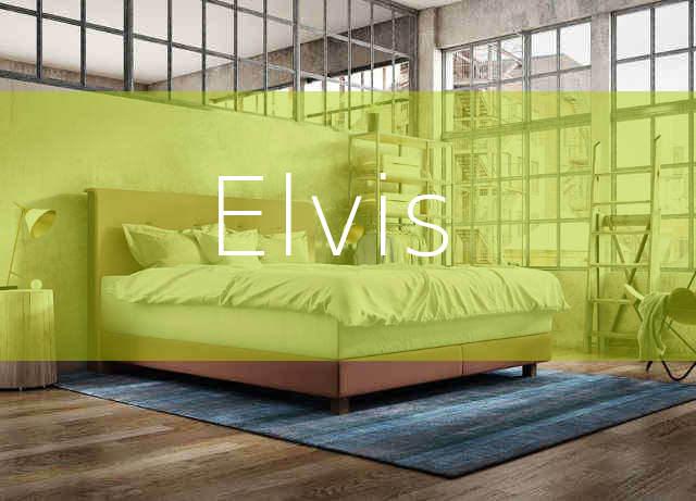 Schlaraffia Boxspringbett Elvis