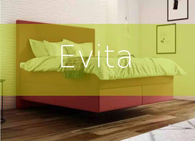 Schlaraffia Boxspringbett Evita