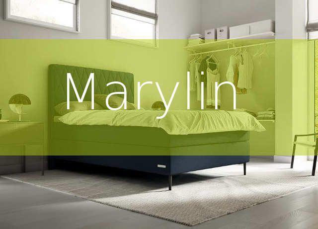 Schlaraffia Boxspringbett Marylin