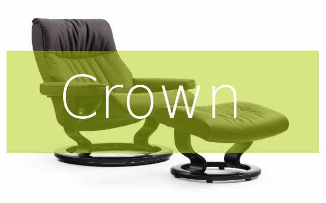 Ekornes Stressless Crown Sessel