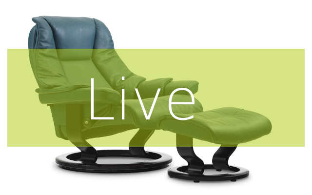 Ekornes Stressless Live Sessel