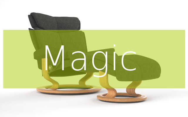 Ekornes Stressless Magic Sessel