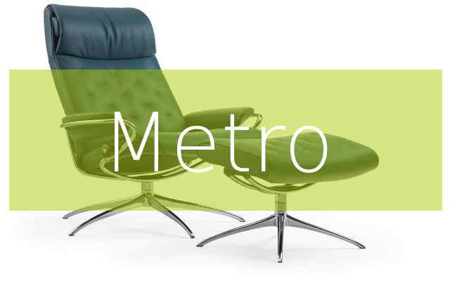 Ekornes Stressless Metro Sessel