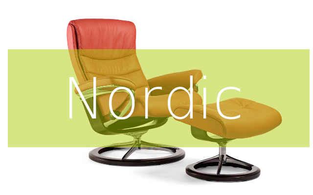 Ekornes Stressless Nordic Sessel