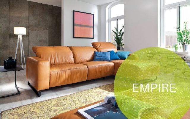 Candy Sofa Empire