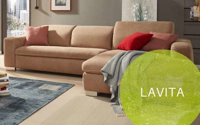 Candy Sofa Lavita